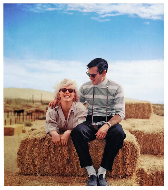 Marilyn and Milton