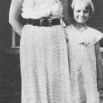 Marilyn And Her Mother