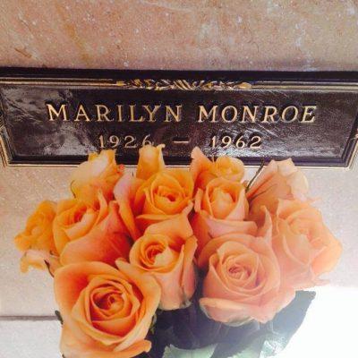 Funeral of Marilyn Monroe